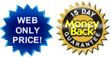 15 Day Money Back Guarantee!